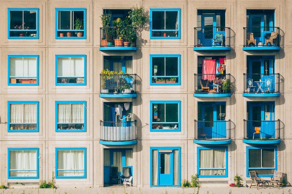 Apartamento casa