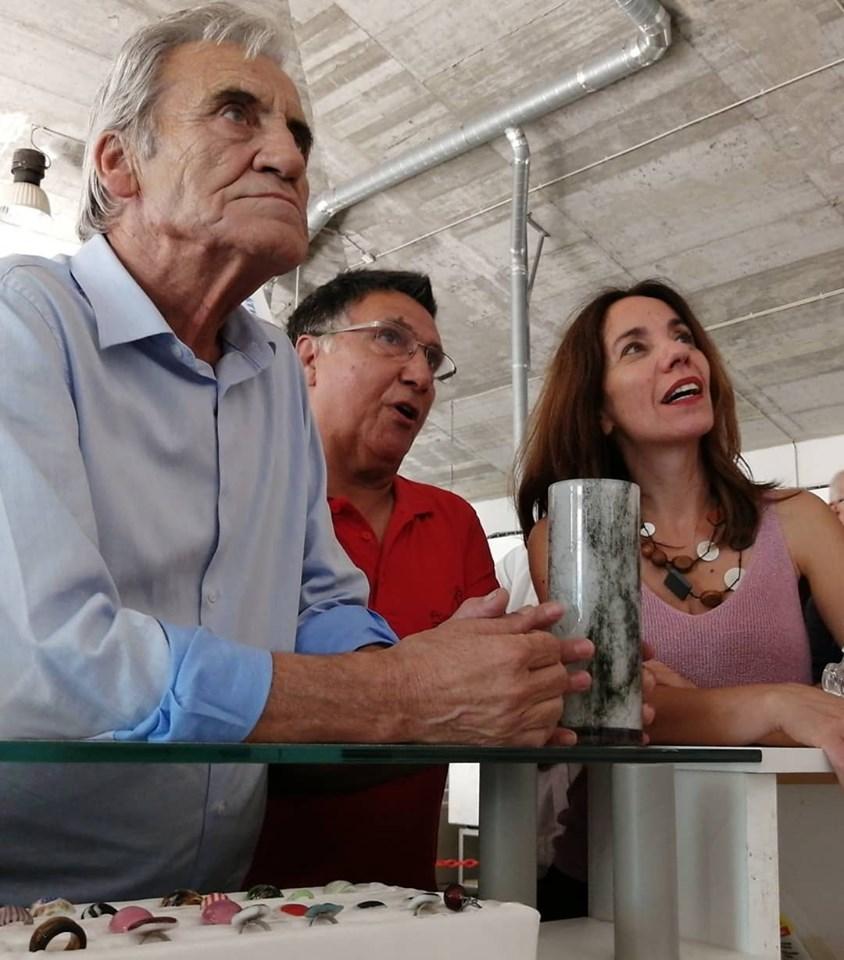 Jerónimo Sousa Heloísa Apolónia Marinha Grande
