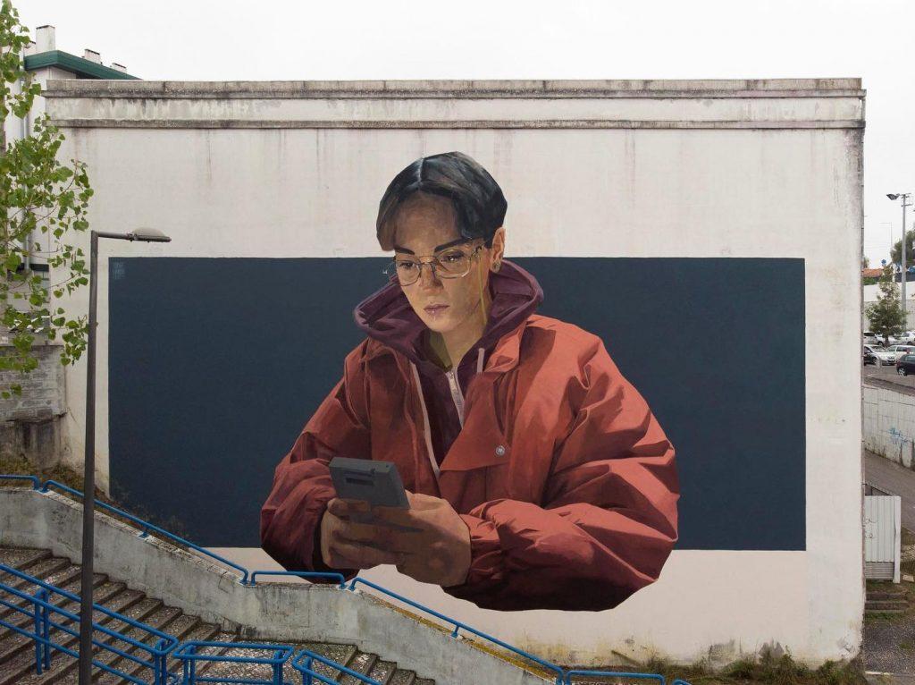 Arte Pública Leiria | Jorge Charrua