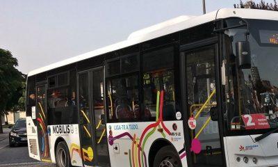 Autocarro Mobilis Leiria