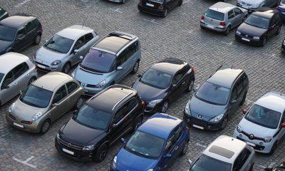 Carros Estacionar