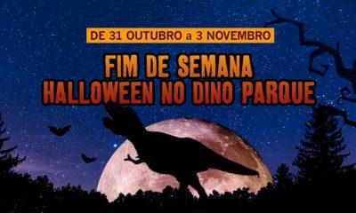 Dino Parque Lourinhã Halloween