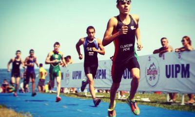 Eduardo Oliveira atleta