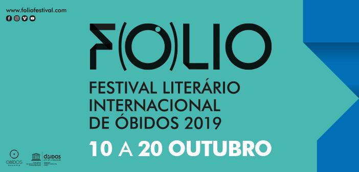 FOLIO Festival Literário Óbidos 2019