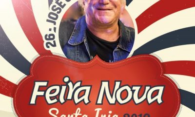 José Cid na Feira Nova Santa Iria Ourém 2019