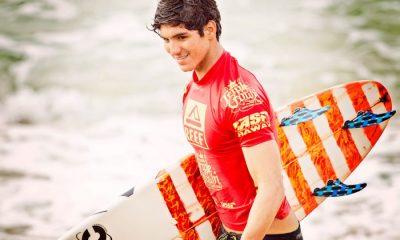Surfista brasileiro Gabriel Medina