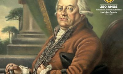 Guilherme Stephens Recriação 250 anos