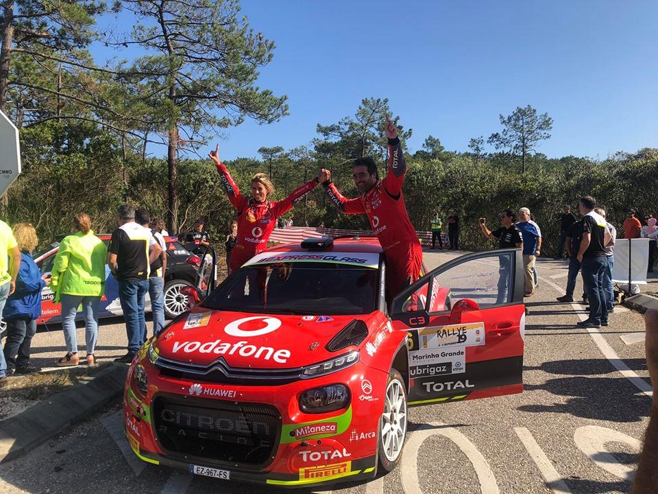 José Pedro Fontes Rallye Vidreiro 2019
