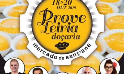 Prove Leiria Doçaria 2019