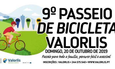 9º Passeio Bicicleta Valorlis