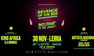 Revenge of the 90s Leiria