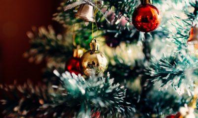 Árvore Bola Natal