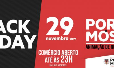 Black Friday Porto de Mós