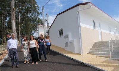 Inauguração Bairro Social Integração Leiria