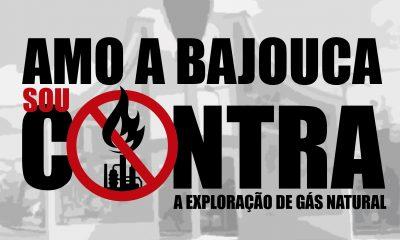 Sou contra Gás Natural Bajouca