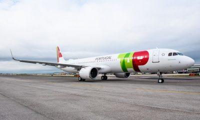Avião A321neo LR TAP