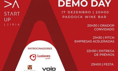 Demo Day Startup Leiria