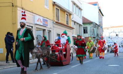 Parada Natal Leiria