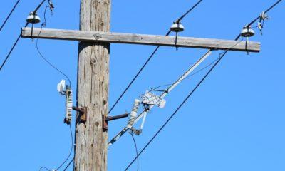Poste Eletricidade