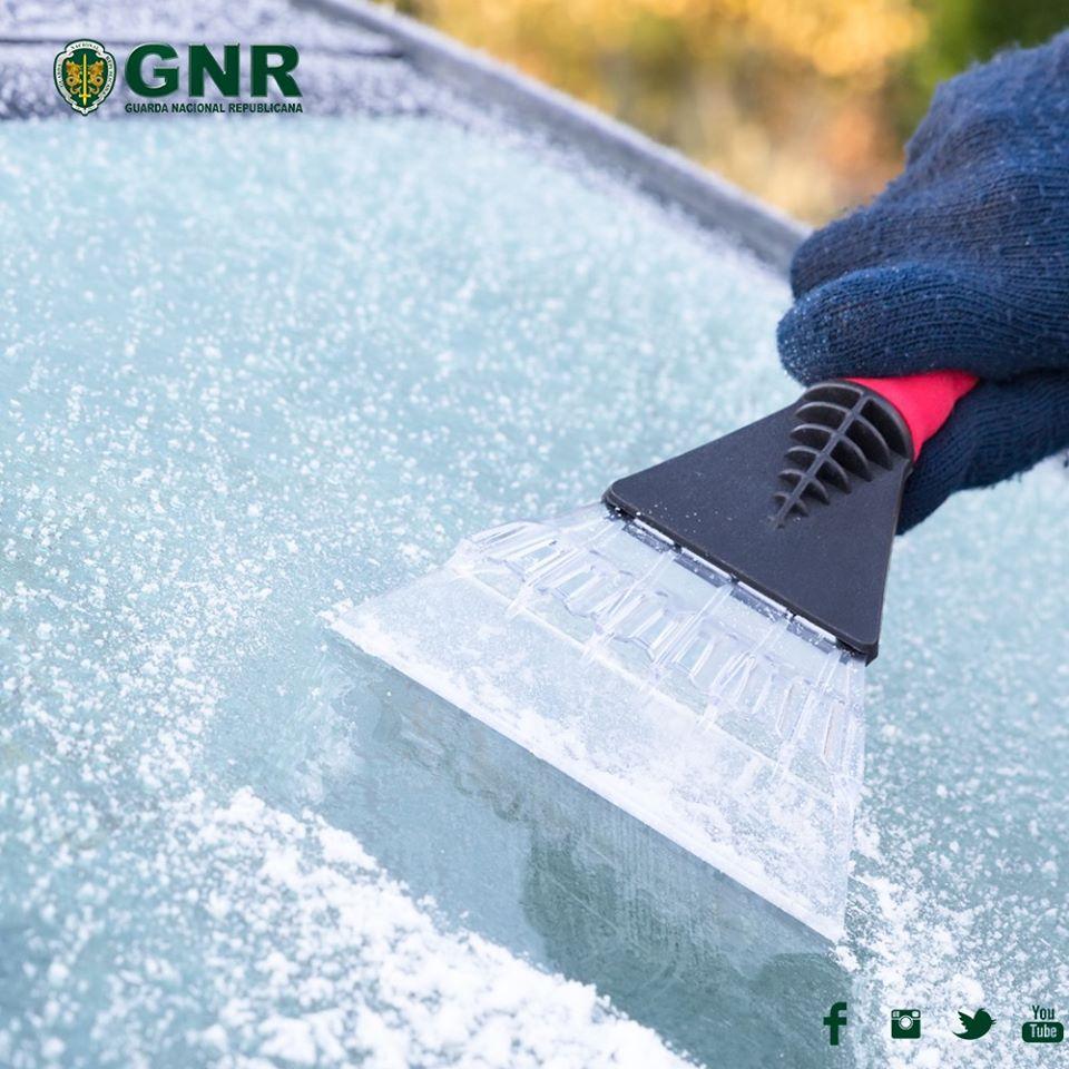Gelo para brisas GNR