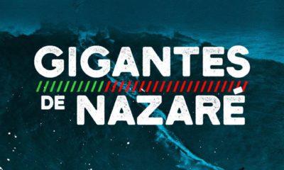 Competição Gigantes de Nazaré