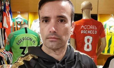 Colecionador Luís Paiva