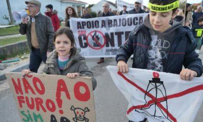 Manifestação Gás Bajouca