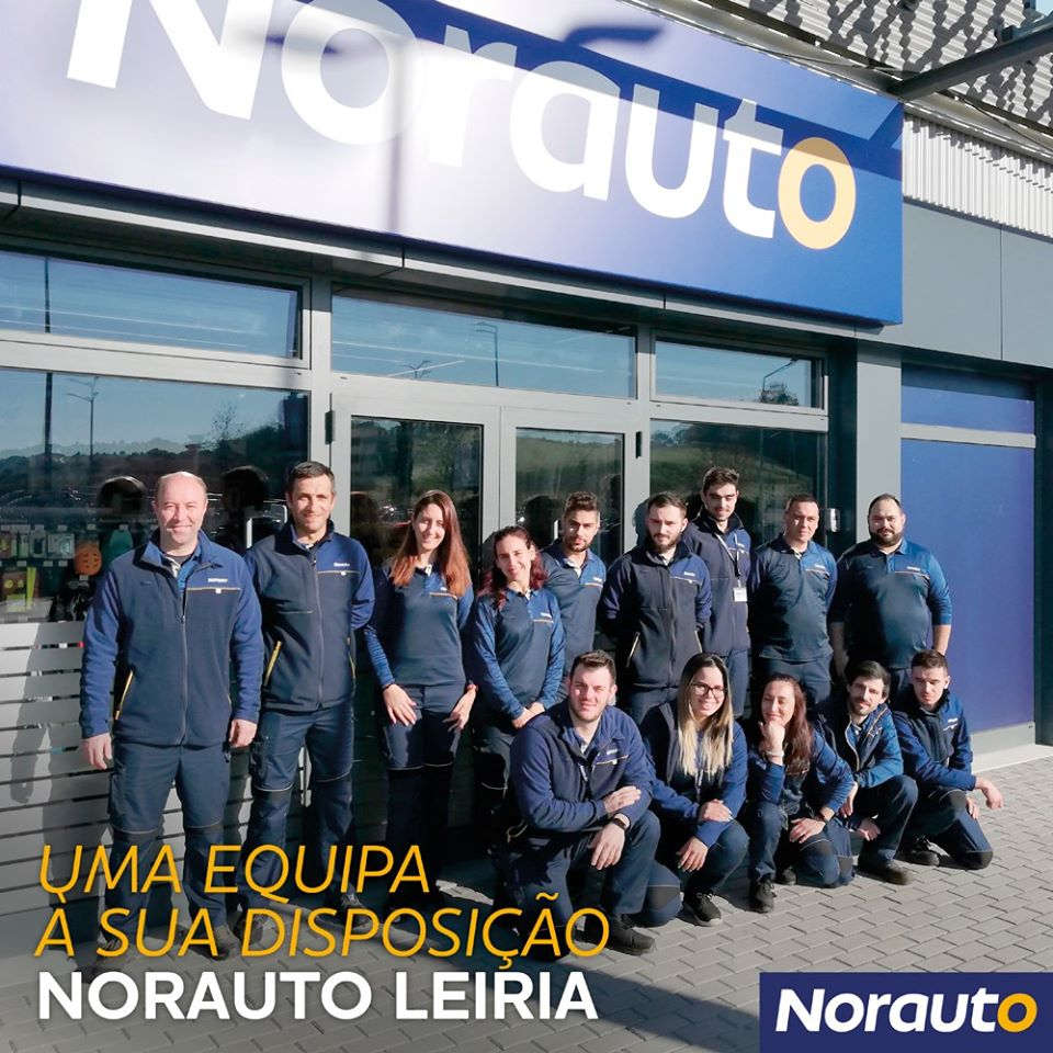 Inauguração Norauto Leiria
