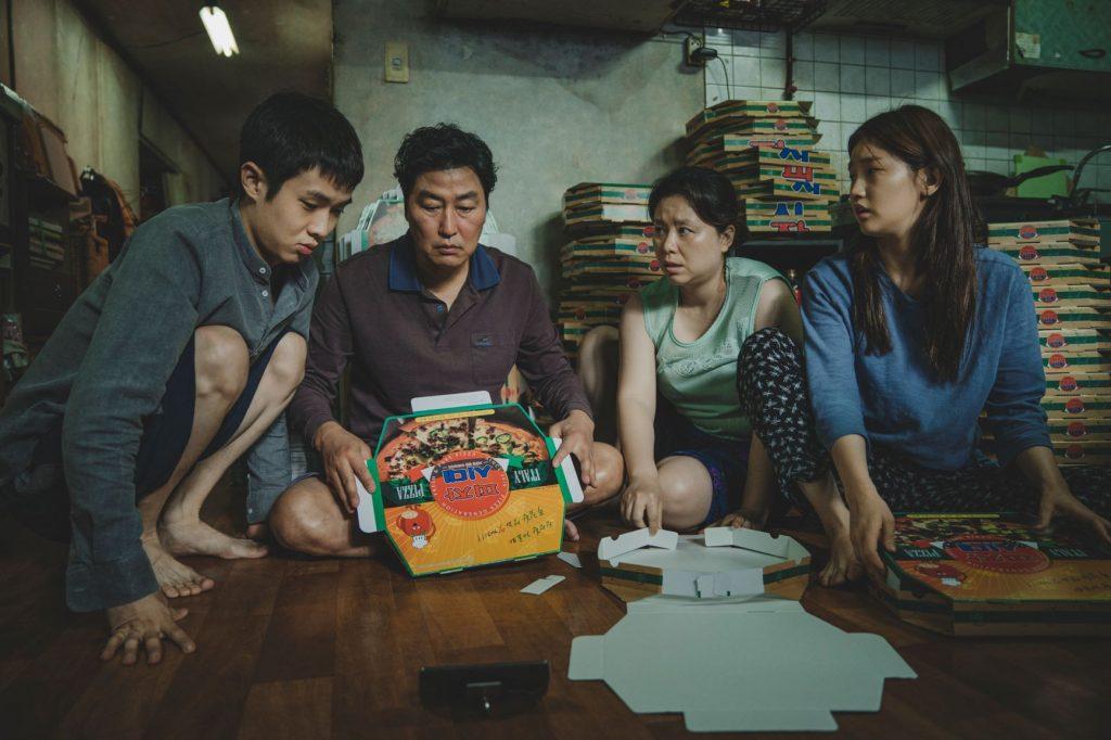 Filme de Bong Joon Ho, Parasita