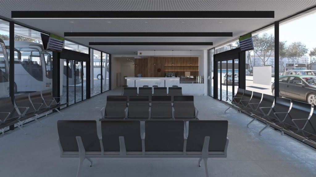 Terminal Rodoviaria Nazare