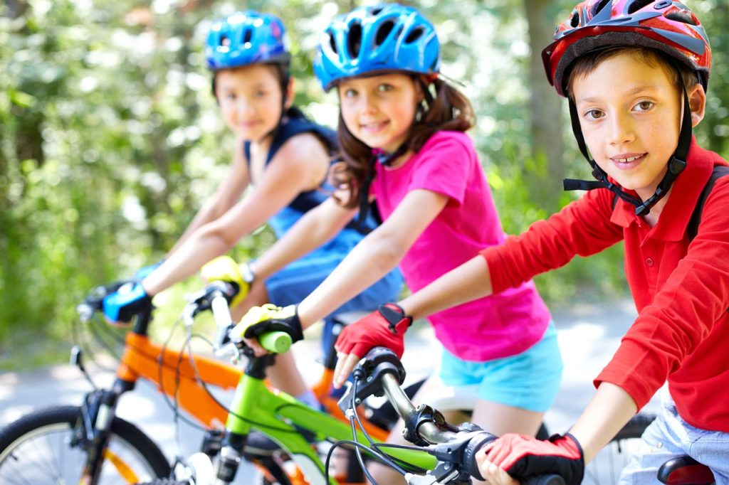 Resultado de imagem para Projeto-piloto do Município de Leiria ensina crianças dos 1.º e 2.º anos do Ensino Básico a andar de bicicleta