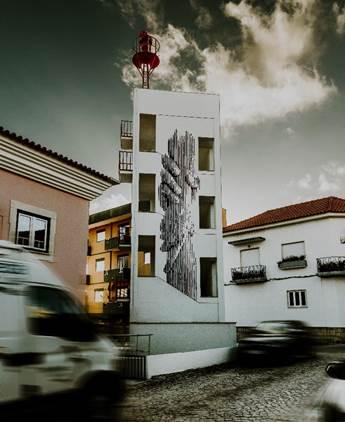Street Art Porto Bombeiros Porto de Mos