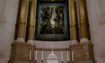Altar Santuário Fátima