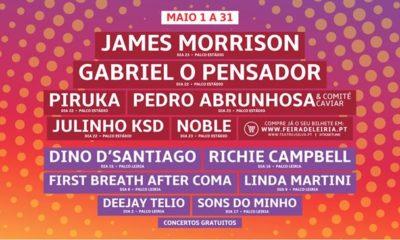 Concerto Feira de Leiria 2020