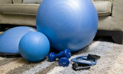 Ginástica Fitness Casa