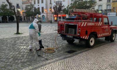 Higienização Praça Leiria