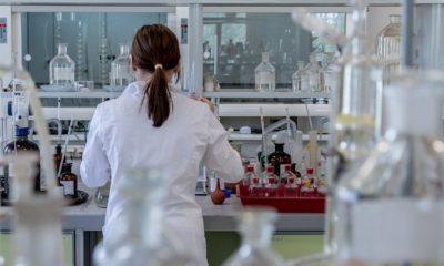 Laboratório saúde