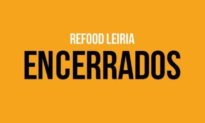 Refood Leiria encerrada