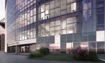 Centro Negócios Leiria Projeto