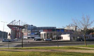 Estádio Dr Magalhaes Pessoa