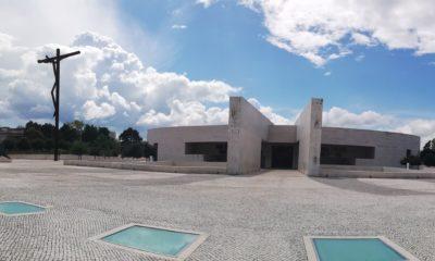 Igreja Santissima Trindade Fatima Panoramica