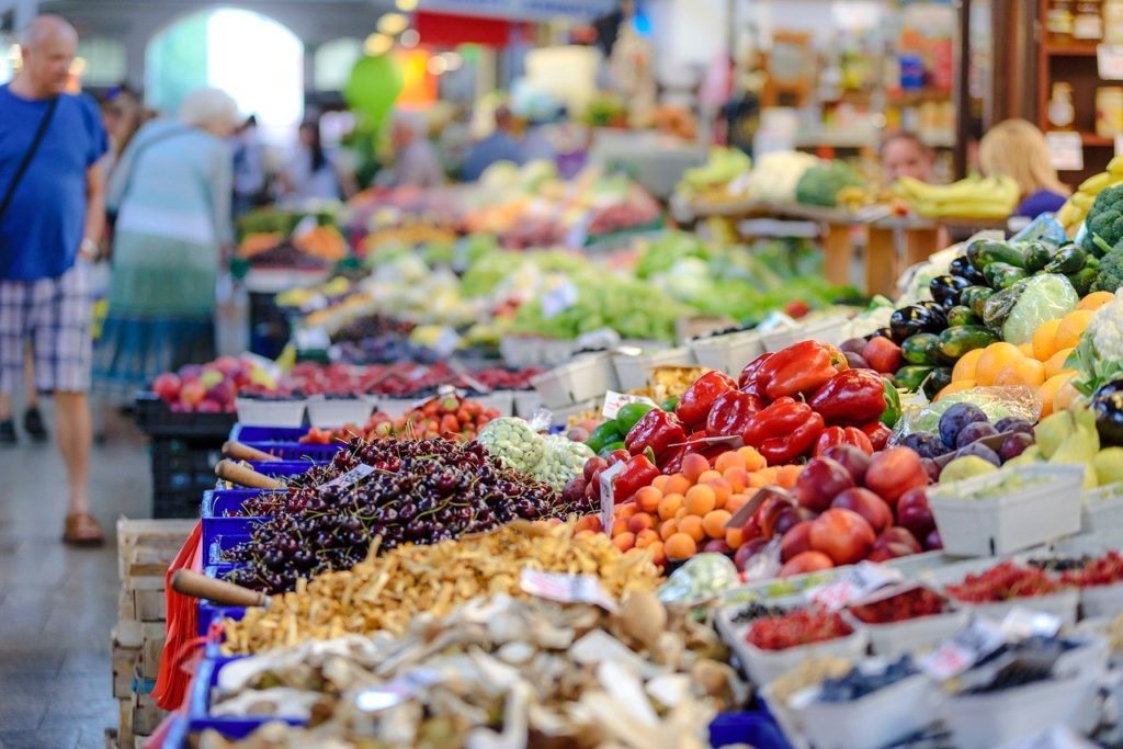 Legume Fruta Supermercado