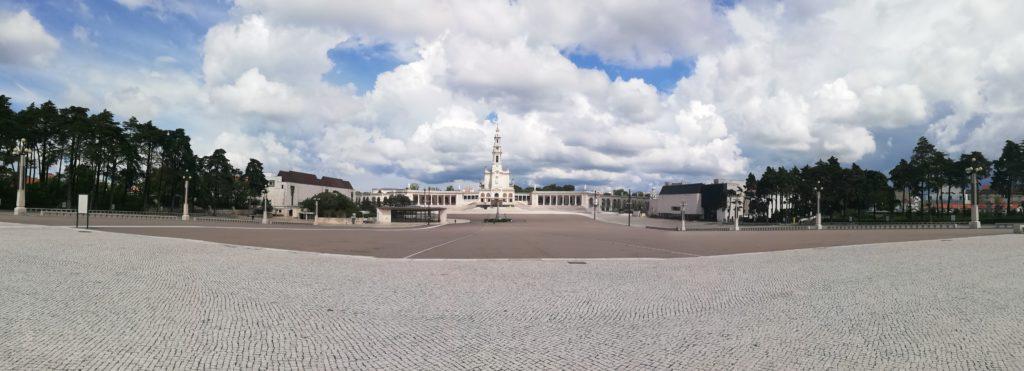 Santuário de Fátima Panoramica