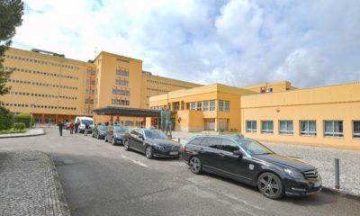 Taxi Centro Hospitalar de Leiria
