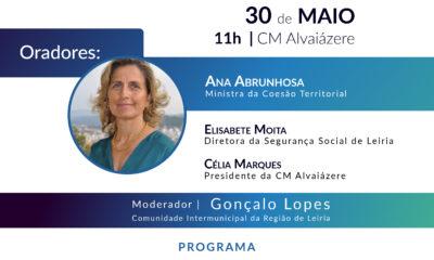 Conferência Emprego Ana Abrunhosa