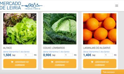 Loja Online Mercado Leiria