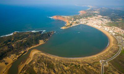 Baía S. Martinho do Porto