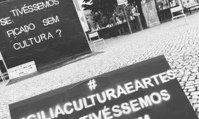 Vigília Cultura Leiria