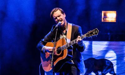 Sean Riley ao vivo no Teatro José Lúcio da Silva em Leiria