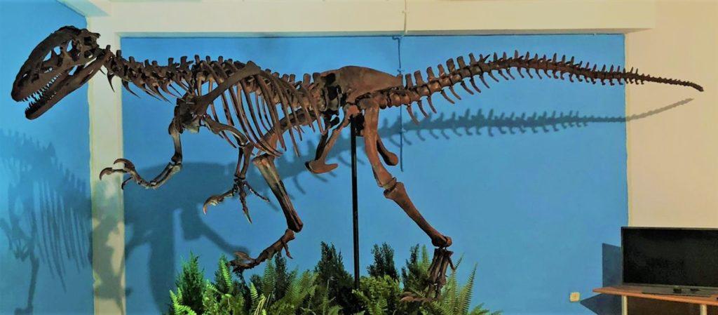 Dinossauro Lourinhanosaurus Impressão 3D